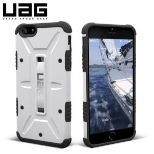 UAG Navigator iPhone 6S Plus / 6 Plus Protective Case - White
