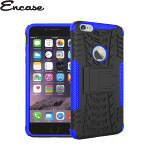 Coque iPhone 6S Plus / 6 Plus Encase Armourdillo Hybrid – Bleue