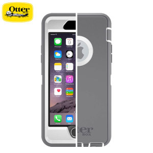 Protect your iPhone 6S Plus / 6 Plus with the toughest and most protective case on the market - the glacier OtterBox Defender Series.