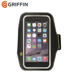 Brassard iPhone 6S / 6 Griffin Trainer Sport - Noir