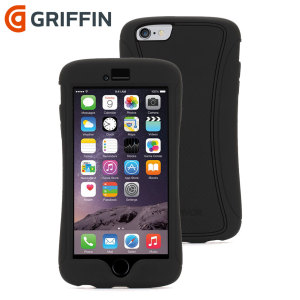 Funda iPhone 6S Plus / 6 Plus Griffin Survivor Slim- Negra
