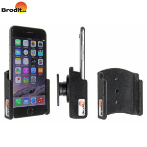 Use your iPhone 7 / 6S / 6 safely in your car, van or truck with this small, neat and discreet Brodit Passive holder, complete with a tilt swivel.