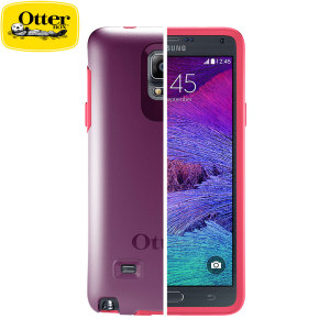 Coque Samsung Galaxy Note 4 OtterBox Symmetry - Violette