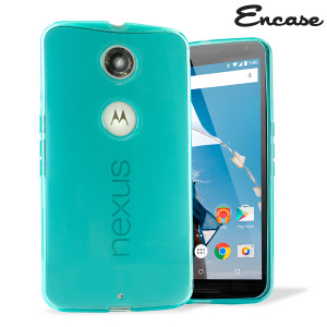 Coque Google Nexus 6 Flexishield – Bleue