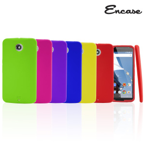 6-in-1 Silicone Case Pack voor Nexus 6