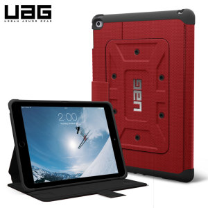 Housse iPad Air 2 UAG Scout - Rouge