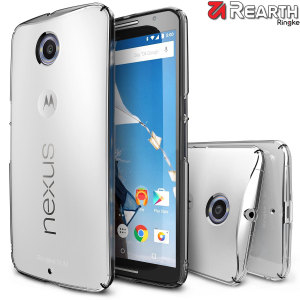 Coque Nexus 6 Rearth Ringke Slim – Transparente