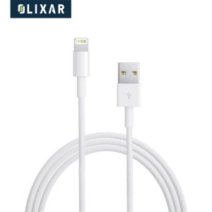 Olixar Extra Long Lightning Charge and Sync Cable - 3m