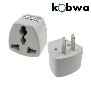 Utilice el enchufe normal de sus aparatos de Reino Unido, Unión Europea y Australia cuando viaje a América del Norte gracias a este adaptador.
