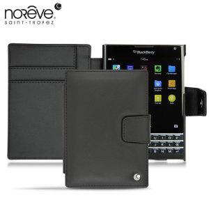 Protégez votre BlackBerry Passport avec cette housse en cuir authentique de chez Norêve.