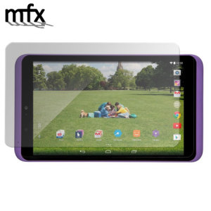 Keep your Tesco Hudl 2's screen in pristine condition with the MFX scratch-resistant screen protector.