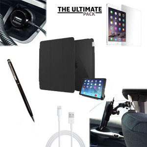 The Ultimate Pack for the iPad Air 2 consists of fantastic must have accessories designed specifically for your device.