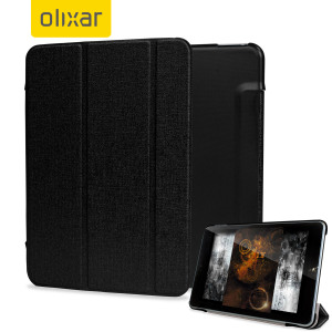 Protect and stand your Nokia N1 Tablet with this black Stand and Type Case, suitable for viewing movies and typing.