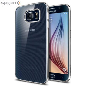 Spigen Thin Fit Samsung Galaxy S6 Shell Case - Liquid Crystal