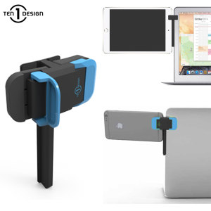 Have the ultimate multi-monitor setup with the Mountie from Ten One Design. Clip your tablet or smartphone on to your laptop for seamless multi-tasking and watch films, browse the web or even video call simultaneously.