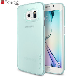 Rearth Ringke Slim Samsung Galaxy S6 Edge Case - Mint