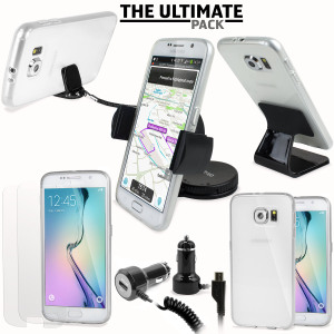 The Ultimate Pack for the Samsung Galaxy S6 consists of fantastic must have accessories designed specifically for the Galaxy S6.