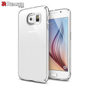 Rearth Ringke Slim Samsung Galaxy S6 Case - Clear