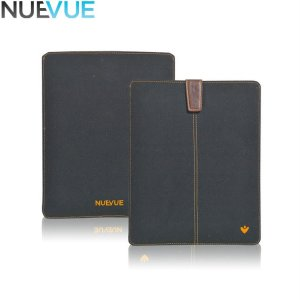 With the NueVue Twill Cleaning Case you'll never have a dirty screen on your iPad Mini 1/2/3 again. It's unique micro fibre lining absorbs grime and kills 99.9% of bacteria. Every time you put your iPad in this case it will come out with a clean screen.
