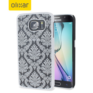 The Lace Case from Olixar features a beautiful lace pattern and offers excellent protection against scratches and minor impacts without adding bulk to your Samsung Galaxy S6.