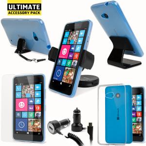En este fantástico novedoso pack de accesorios tendrá todo lo que necesita para su Microsoft Lumia 640.