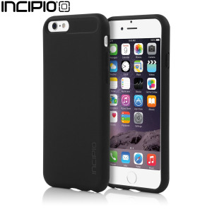 The NGP, made from a flexible, shock-absorbent Flex2O polymer is specifically designed by Incipio for your iPhone 6S / 6. This durable black case protects your phone from scratches, bumps and drops.