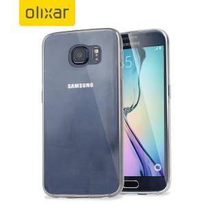 Fabricada específicamente para el Samsung Galaxy S6, esta funda 100% transparente Ultra-Delgada FlexiShield fabricada por Olixar proporciona una protección delgada y duradera contra daños sin añadir volumen extra.
