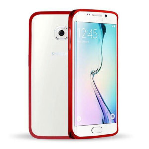 Featuring a high quality metal bumper, the aluminium bumper case in red delivers stylish protection for your Samsung Galaxy S6 Edge that will keep it looking as good as new thanks to its protective qualities.