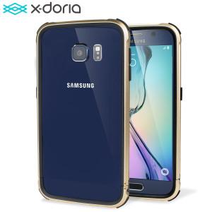 Fabricado con un aluminio de calidad, este bumper proporciona una elegante protección a su Samsung Galaxy S6.