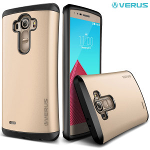 Coque LG G4 Verus Hard Drop - Or Glossy