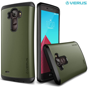 Verus Hard Drop LG G4 Case - Military Green