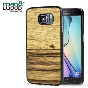 Una funda elegante de auténtica madera para su Samsung Galaxy S6. Fabricada con madera seleccionada le protegerá a su dispositivo de arañazos y pequeños golpes.