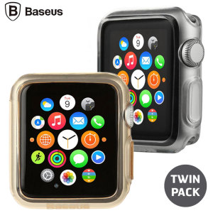 Pack 2 Coques Apple Watch 2 / 1 Baseus (42mm)