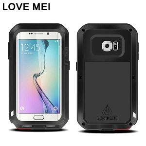 Bescherm je Samsung Galaxy S6 met deze beschermende case. De Love Mei Samsung Galaxy S6 case is een van sterkste cases verkrijgbaar op de markt en zal ervoor zorgen dat je uitstekende bescherming krijgt.