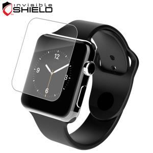 Protégez l'écran de votre Apple Watch 3 / 2 / 1 contre les rayures tout en obtenant HD clarté avec le protecteur d'écran InvisibleSHIELD HD pour l'Apple Watch 3 / 2 / 1 42mm.