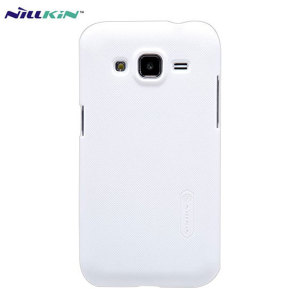 Specifically made for the Samsung Galaxy Core Prime, this protective white hard shell case will shield your phone from everyday knocks and drops.
