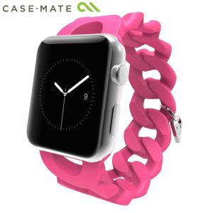Avec ce beau bracelet Case-Mate conçu en élastomère flexible, vous pourrez mettre votre touche très personnelle sur votre Apple Watch 3 / 2 / 1.