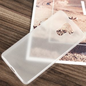 Custom moulded for the Huawei Honor 7. This frost white FlexiShield case provides a slim fitting stylish design and durable protection against damage, keeping your device looking great at all times.