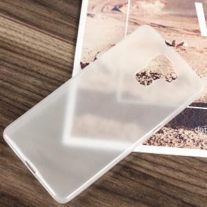 Esta funda para el Huawei Honor 7 proporciona la protección de una funda de cristal junto con la resistencia de una funda de silicona.