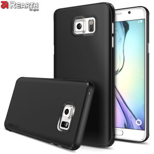 Provide your Samsung Galaxy Note 5 with ultra-thin, tough snap-on protection with this Ringke Slim black polycarbonate case.