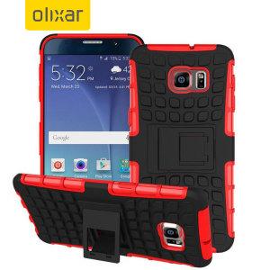 Proteggi il tuo Galaxy Note 5 con questa custodia ArmourDillo della Olixar dotata di una cover interna in TPU ed un esoscheletro resistente agli urti.