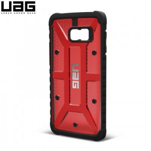 Coque Samsung Galaxy S6 Edge+ UAG - Rouge