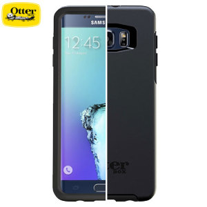 Coque Samsung Galaxy S6 Edge+ OtterBox Symmetry - Noire