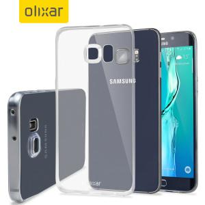Conçue sur mesure pour Samsung Galaxy S6 Edge Plus, cette coque Olixar FlexiShield offrira une protection légère, résistante et durable à votre smartphone.