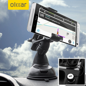 Essential items you need for your smartphone during a car journey all within the Olixar DriveTime In-Car Pack. Featuring a robust one-handed phone car mount and car charger with additional USB port for your HTC One M7.
