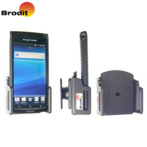 Brodit Universal Passive Holder with Tilt Swivel Mount