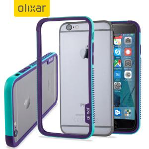 Bescherm de hoeken en randen van je iPhone 6S Plus met deze stijlvolle flexibele bumper. De Olixar FlexiFrame biedt bescherming en extra grip zonder toevoeging van onnodige bulk.