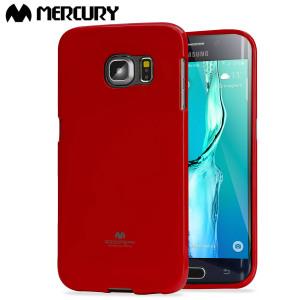 Esta funda premium está fabricada en gel para su Samsung Galaxy S6 Edge. La funda Mercury Goospery Jelly tiene un acabado matálico y se trata de una funda de alta calidad que preservará su dispositivo de caídas y arañazos.