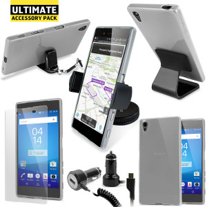 The Ultimate Pack for the Sony Xperia Z5 consists of fantastic must have accessories designed specifically for the Sony Xperia Z5.