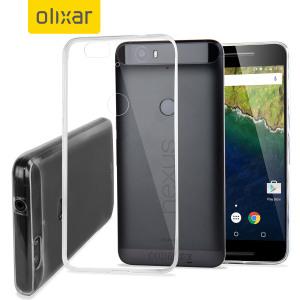 Fabricada específicamente para el Nexus 6P esta funda 100% transparente Ultra-Delgada FlexiShield fabricada por Olixar proporciona una protección delgada y duradera contra daños sin añadir volumen extra.
